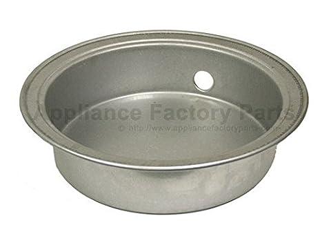 Brinkmann Upright Electric Smoker Lava Rock Pan Part # 450-7010-0 (Brinkmann Smoker Pan)