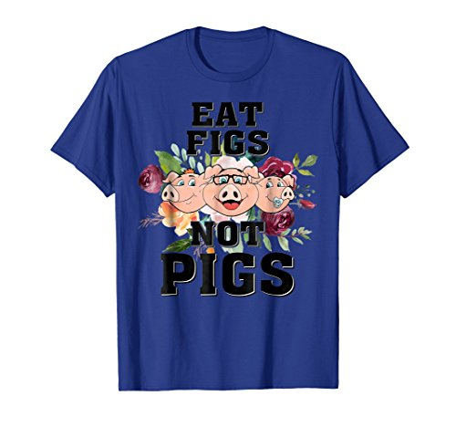 Eat Pig - Eat figs not pigs shirt, vegan shirt, plant shirt,