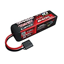 Traxxas 8400mAh 11.1V 3-Cell 25C Lipo Battery