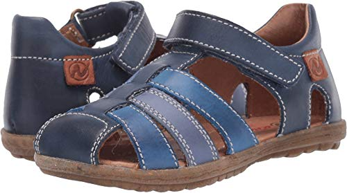 Naturino Boys See Gladiator Sandals, Multicolour (Navy/Azzurro/Celeste 1c53), 12.5 UK 12.5UK Child