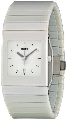 Rado Men s R21711022 Ceramica White Dial Watch