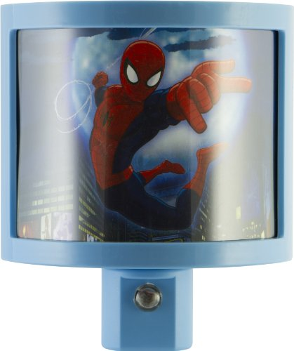 GE 13377 Ultimate Spider Man Light Sensing