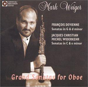 Grand Sonatas for Oboe (Devienne Oboe Sonatas)