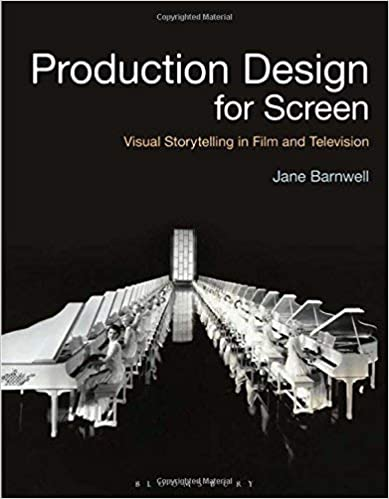 Production Design For Screen: Visual Storytelling In Film And Television por Jane Barnwell epub