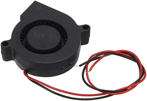 1Pc 12V DC 50x50mm Blower Radial Cooling Fan Hotend Extruder Radiator Fan For RepRap 3D Printer Accessories Part