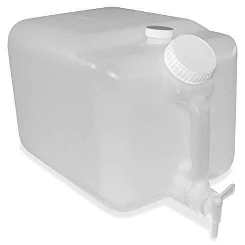 - IMP7576 - Impact E-z Fill Container, Polyethylene, 5 Gal, Translucent