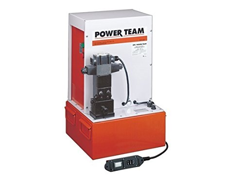 (SPX Power Team PQ604S Electric Pump for Double Acting Cylinders)