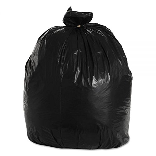 Commercial Garbage - Skyline 33 Gallon Garbage Bags - 100 Count - Commercial Grade X-Heavy Duty Trash Bags - 1.15 MIL Thick - Made in USA