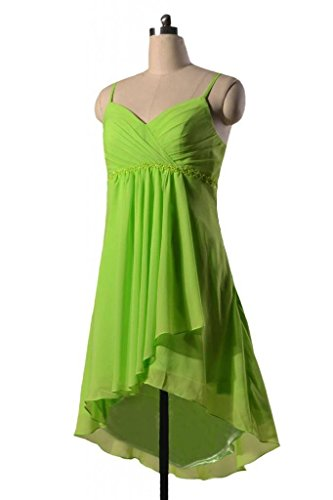 Short Blue Dress Prom BM1732 Party DaisyFormals Chiffon Beaded Dress High aqua Straps w low 45 PxqqtIX6