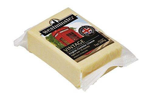 Westminster Vintage Cheddar (7 ounce) - Vintage Cheddar Cheese