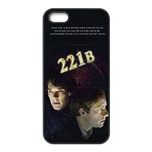 221 B Hot Seller Stylish Hard Case For Iphone 5s