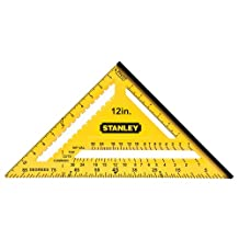 STANLEY STHT46011 12-Inch Dual Color Square