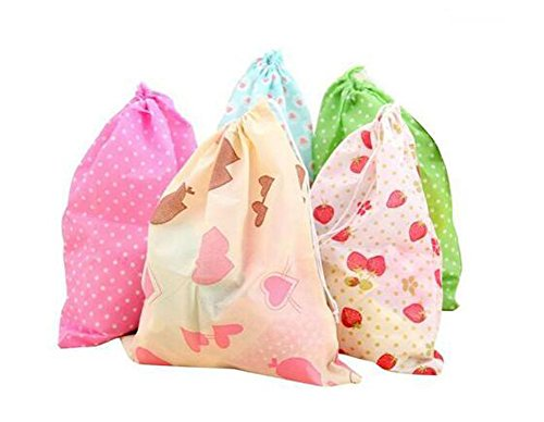 Clothes Dustproof Storage Bag Multicolor - 5