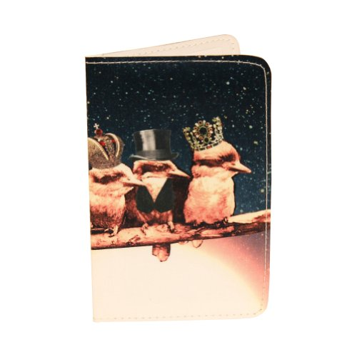 Royal Birds Business, Credit & ID Card Holder Wallet