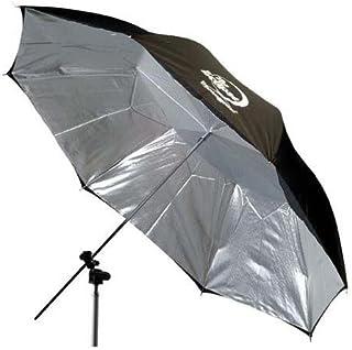Eclipse 152,4cm ombrello con interno in argento 4cm ombrello con interno in argento Dot Line PHOG909375