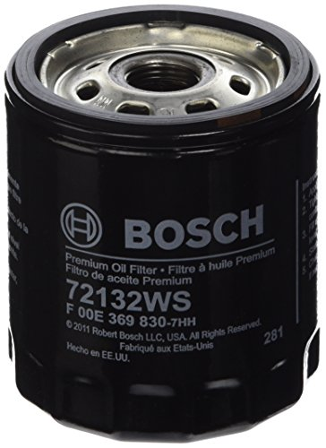 Bosch 72132WS / F00E369830 Workshop Engine Oil Filter