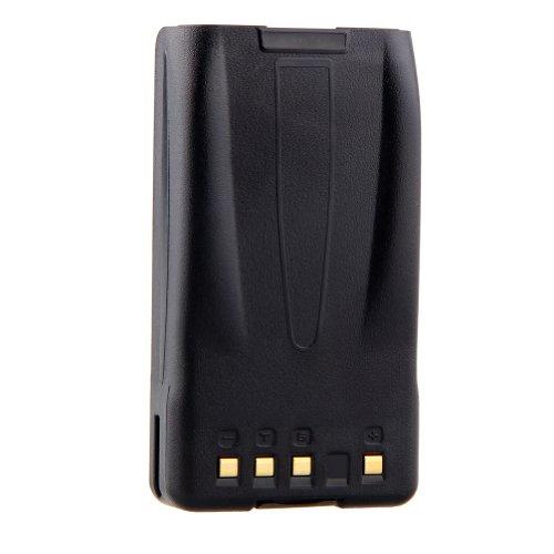 TOPCHANCES 3 Pack Portable Two-Way Radio Interphone 7.4V 2000mAh Li-ion Battery KNB-24 KNB-24L KNB-35 KNB-35L KNB-56 KNB-56L KNB-57 KNB-57L for KENWOOD Portable Radios TK-2140 TK-3140 TK-2148 TK-3148 by TOPCHANCES (Image #2)