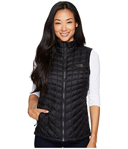 (The North Face Women's Thermoball Vest TNF Black)