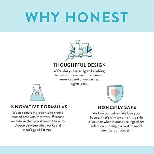 414DfcWQOJL. AC - The Honest Company Purely Sensitive Face + Body Lotion | Dermatologist Tested | Fragrance Free | Body Lotion For Sensitive Skin | Baby Lotion | Calendula & Aloe | 8.5 Fl Oz