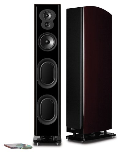Learn More About Polk Audio LSiM 707 Loudspeaker (Midnight Mahogany, Each)