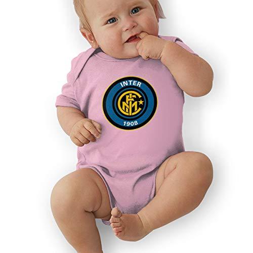 Inter Milan FC Infant Bodysuit Baby Romper
