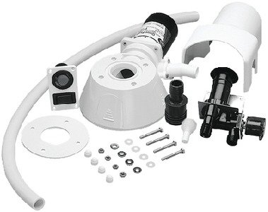 Jabsco 37255-0092 Manual to Electric Marine Toilet Conversio