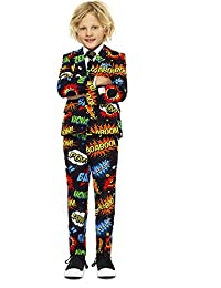 Opposuits Boys Party Suit and Tie by