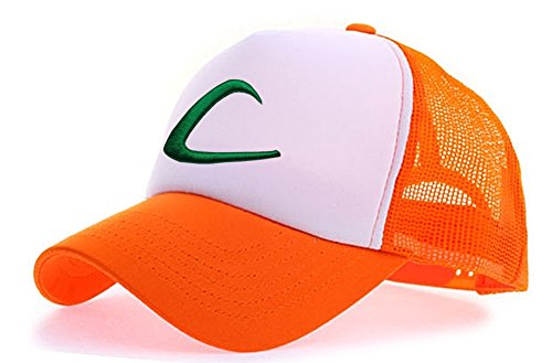 Sombrero Hombre myglory77mall de Naranja Animado Blanca para T1 zwdqvOxd