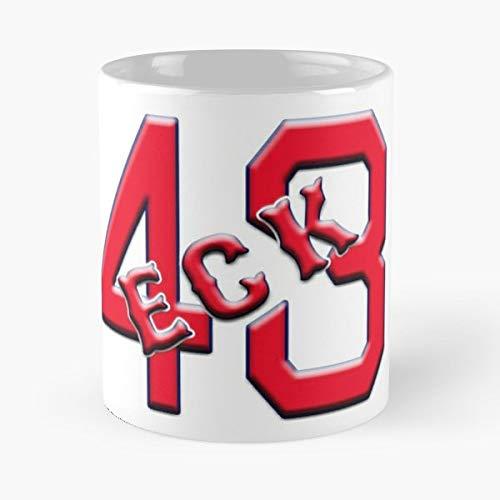 (Dennis Eckersley Boston Sox Baseball - Funny Mug Coffee Gift For Christmas Father's Day)