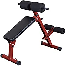 Body-Solid Best Fitness AB Board Hyperextension