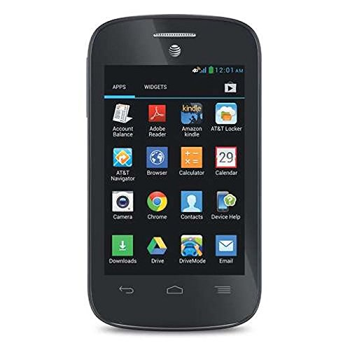 At&T GoPhone – Alcatel C1 4G No-Contract Cell Phone