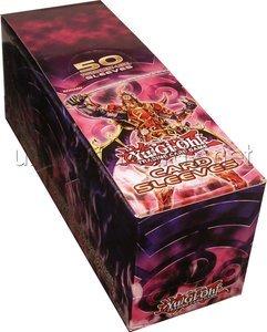 Konami Yu-Gi-Oh Legendary Six Samurai Card Sleeves (Deck Protectors) Box