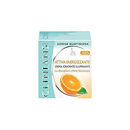 Crema para el rostro hidratante Energizante con acción de vitamina C + y 50 ml