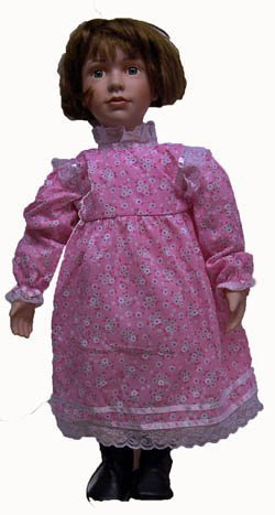 My Twin Doll Pink B00ZM7WZDQ Twin Flower Dress Doll B00ZM7WZDQ, SHOWA ヘルスケア Online Shop:c2240098 --- arvoreazul.com.br