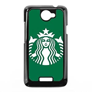 Protection Cover HTC One X Black Phone Case Pbqyr Starbucks Personalized Durable Cases