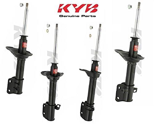KYB KIT 4 FRONT & REAR shocks / struts 1997 - 01 TOYOTA Camry (Kyb Toyota Model)