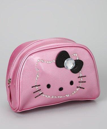 Hello Kitty Makeup Bag - Hello Cosmetics Kitty Bag