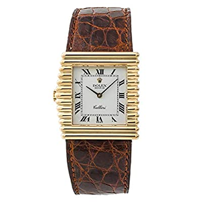 Rolex Cellini Mechanical-Hand-Wind Male Watch 4015 (Certified Pre-Owned) from Rolex