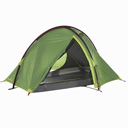 DECATHLON QUECHUA QUICKHIKER 2 TENT FOR 2 PEOPLE GREEN  sc 1 st  C&ing Companion & DECATHLON QUECHUA QUICKHIKER 2 TENT FOR 2 PEOPLE GREEN - Camping ...