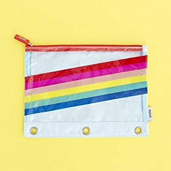 Amazon Com Yoobi Pencil Case Rainbow Ice Cream Office