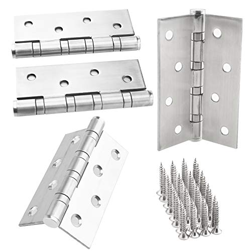 SING F LTD Stainless Steel Door Hinges 4