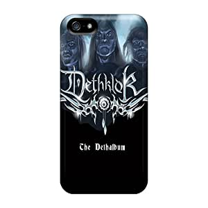 ResalucPacker VRn8691Gbnu Cases For Iphone 5/5s With Nice Dethklok Appearance