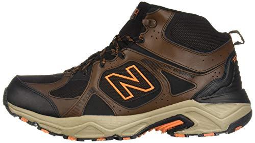 New Balance Men's 481 V3 Cushioning Trail Running Shoe, Adrift/Black/Mercury, 9.5 D US by New Balance (Image #5)