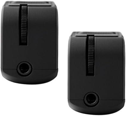 Amazon.es: Fenteer 2 pcs de Control de Audio Volumen Compatible ...