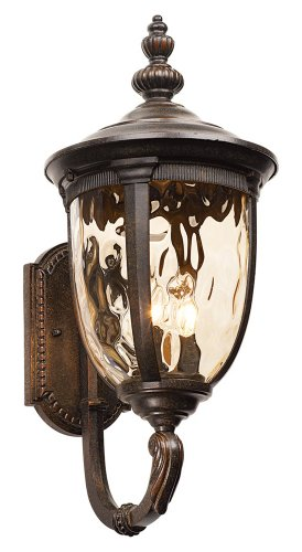 Bellagio Collection 21'' High Outdoor Wall Light by John Timberland