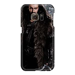 AlainTanielian Samsung Galaxy S6 Shock-Absorbing Hard Cell-phone Case Custom High-definition Massive Attack Band Image [jgg18740drqq]