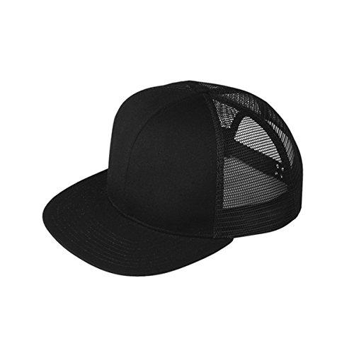 Hats & Caps Shop Flat Bill Trucker Cap - By TheTargetBuys   - Monster Trucker Hat Energy