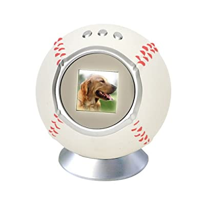 Senario Digital Photo Ball Sports Clamshell - Baseball: Toys & Games