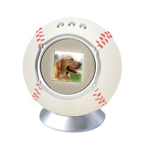 Senario Digital Photo Ball Sports Clamshell – Baseball