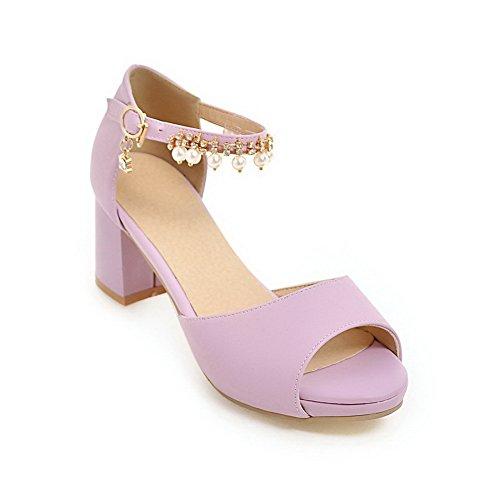 Violet AdeeSu Femme SLC04166 SLC04166 Plateforme AdeeSu zwgq8X